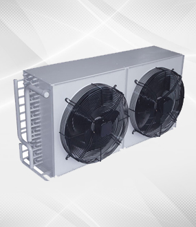 Commercial Air Cooled Condensers and Konbox